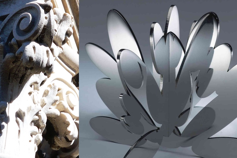 L'emozione della natura negli oggetti firmati Claudio Bettini