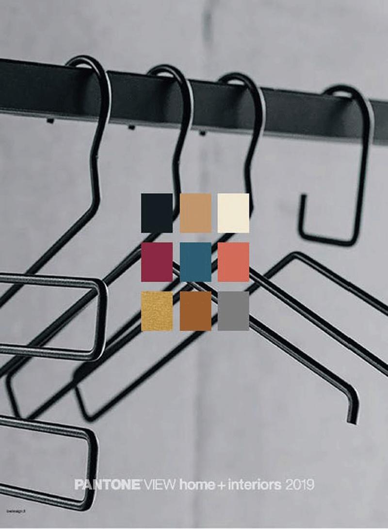 i colori top del 2019 secondo Pantone palette Classico