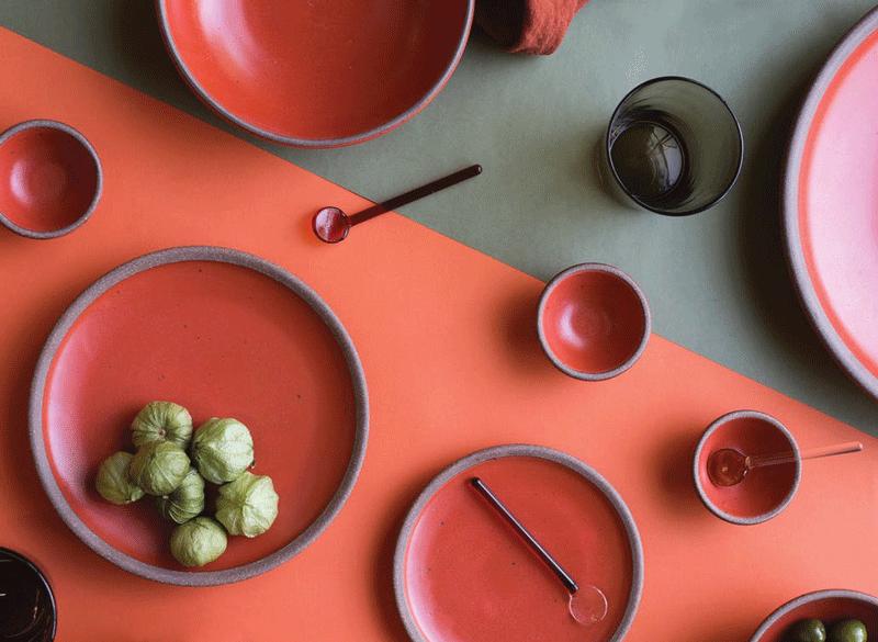 i colori top del 2019 secondo Pantone palette Cravings