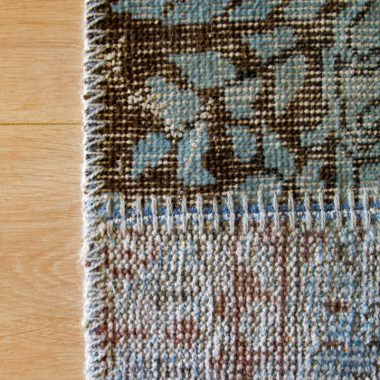 Il mio tappeto turco blu by Sukhi