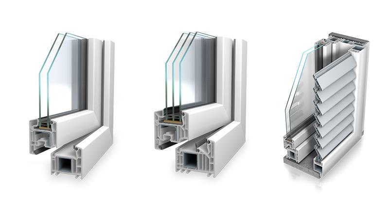 Che tipo di serramenti scegliere per la propria abitazione sezioni
