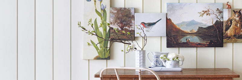 stampe artistiche per la casa su tela