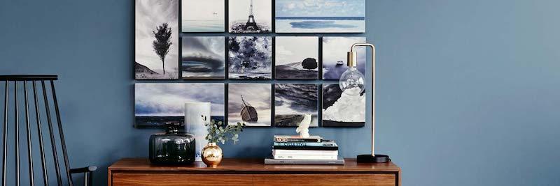 stampe artistiche per la casa fotografie alluminio