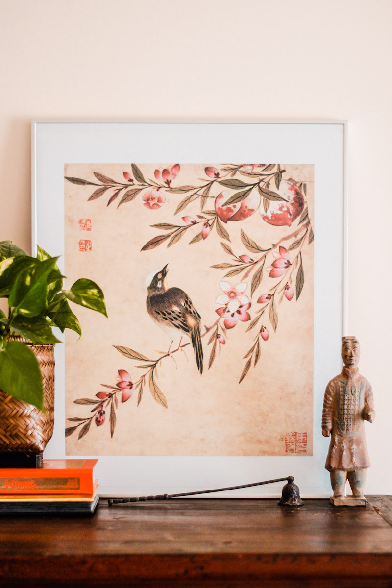 Stampe arte per la casa wuang