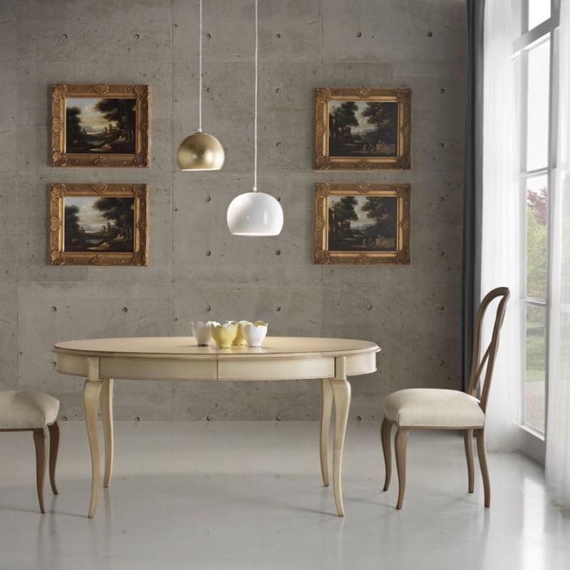 Come scegliere il tavolo giusto per arredare la tua sala for Tavolo allungabile sala da pranzo