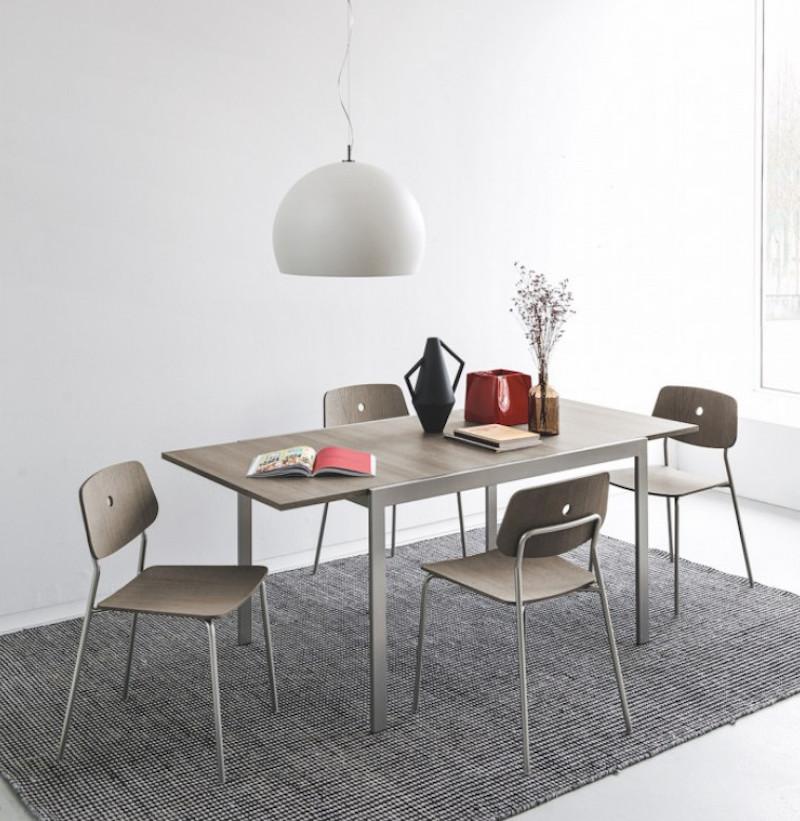 Come scegliere il tavolo giusto per arredare la tua sala da pranzo tavolo allungabile