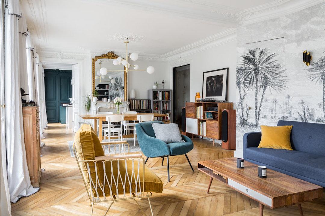 casa parigi firmata interior designer caroline andreoni