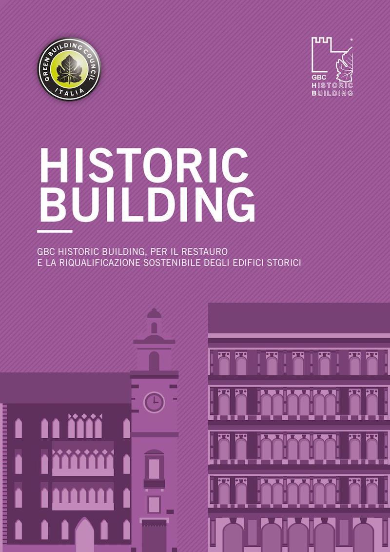 domotica applicata Rocca di Sant Apollinare GBC Historic Building