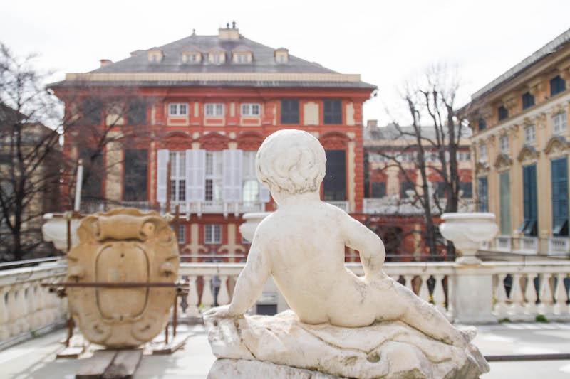 genova 5 tappe irrinunciabili giardini palazzo bianco