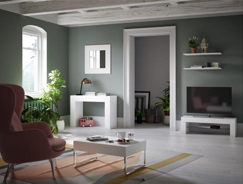 Arredare la zona living con mobili coordinati