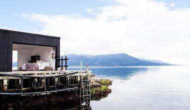 cottage in Tasmania Kara Rosenlund