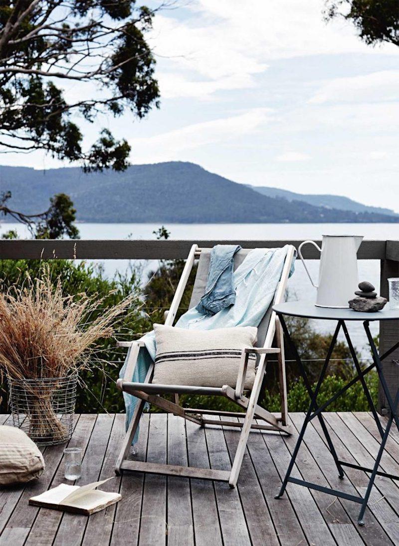 cottage in Tasmania outdoor