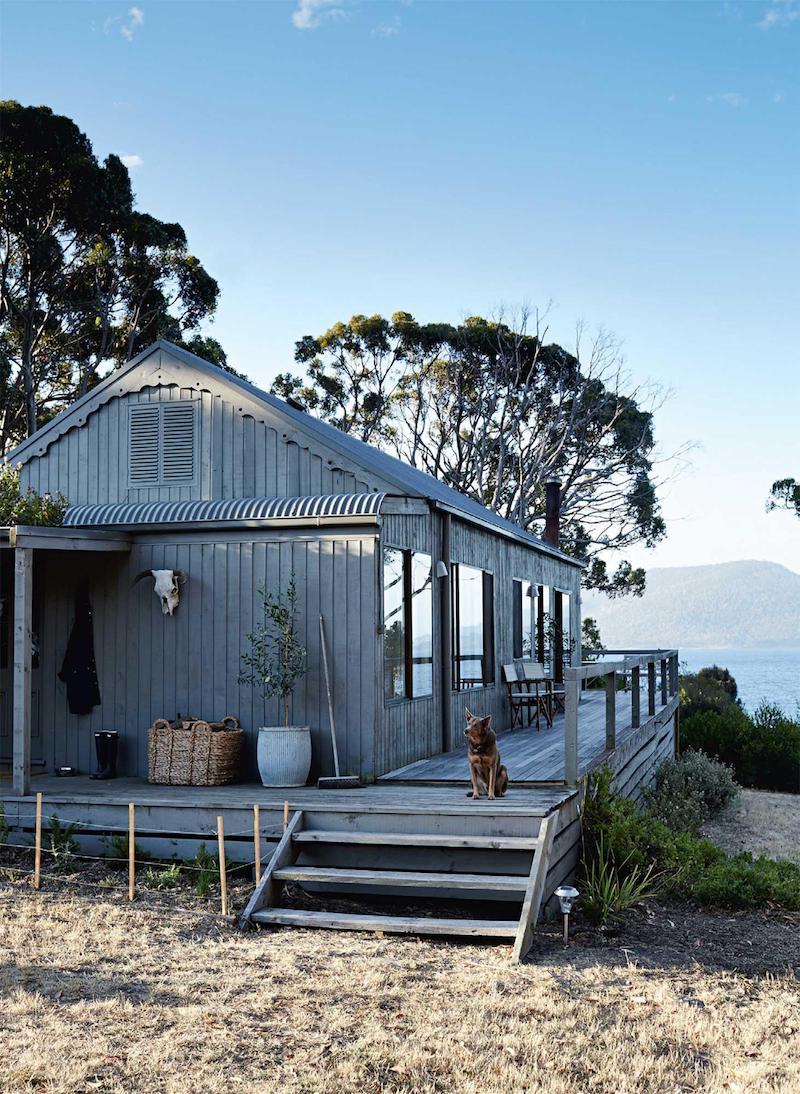 cottage in Tasmania esterno