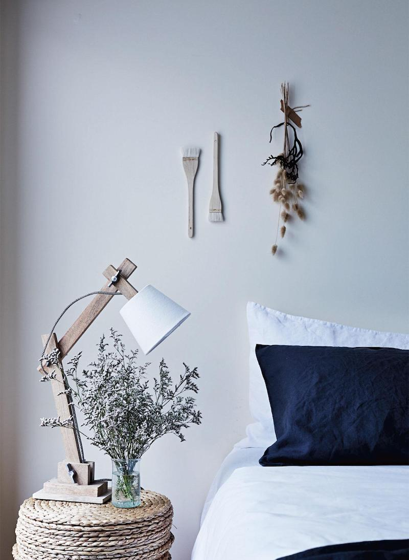cottage in Tasmania camera da letto