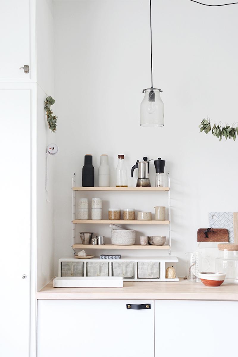 Decorazioni dettagli per abbellire la vostra casa cucina