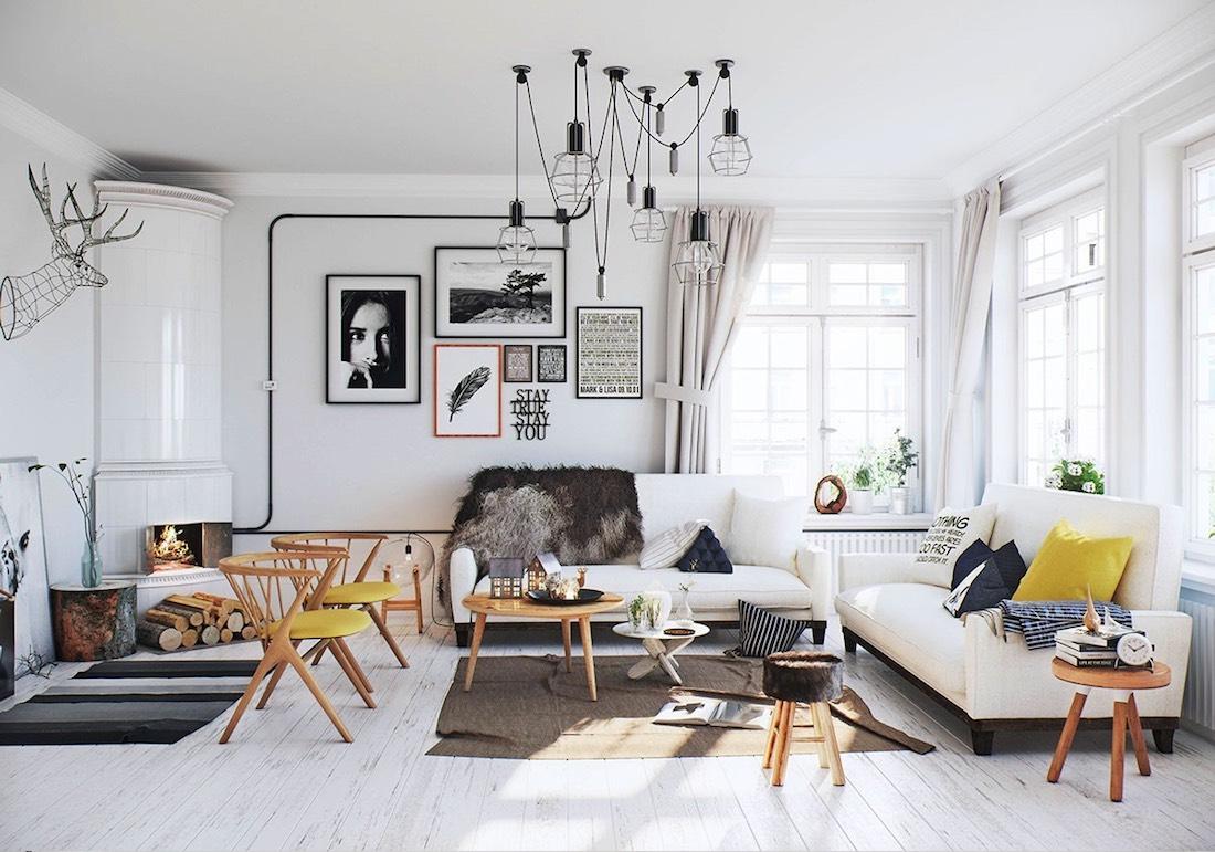 Decorazioni dettagli per abbellire la vostra casa