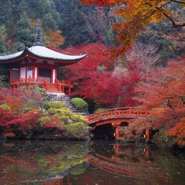 Daigo-ji Kyoto Giappone