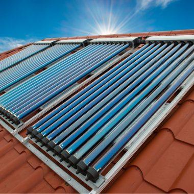 Pannelli solari termici tubi sottovuoto