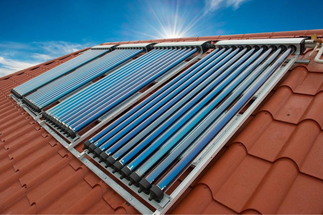 Pannelli Solari Termici Da Balcone pannelli solari termici: tipologia, installazione e