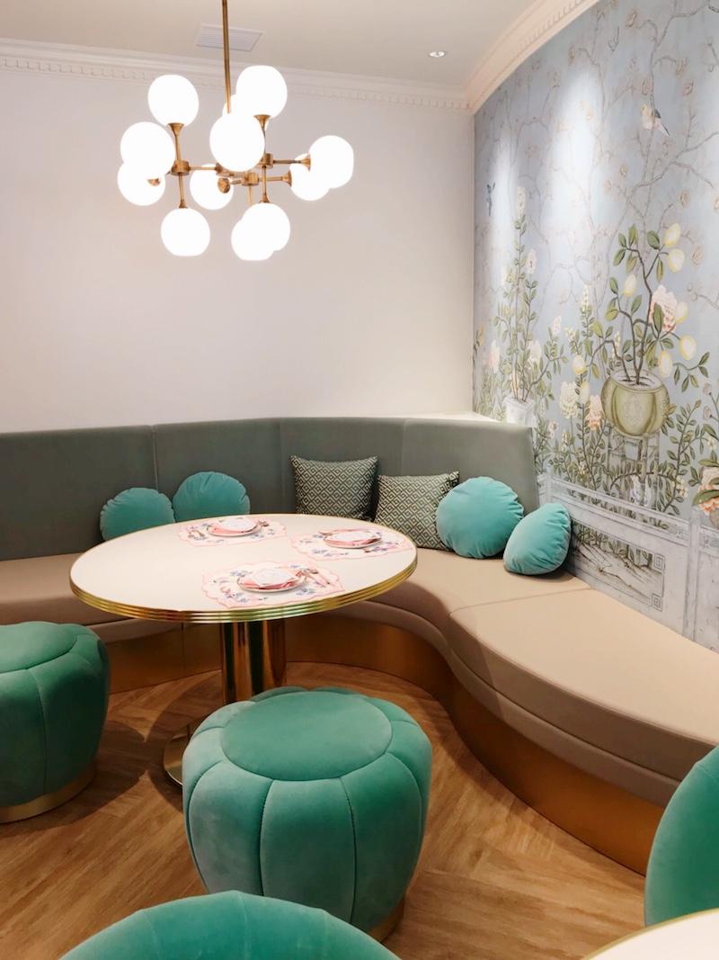 Ch Tea Room Kobe pour Florence essential Home