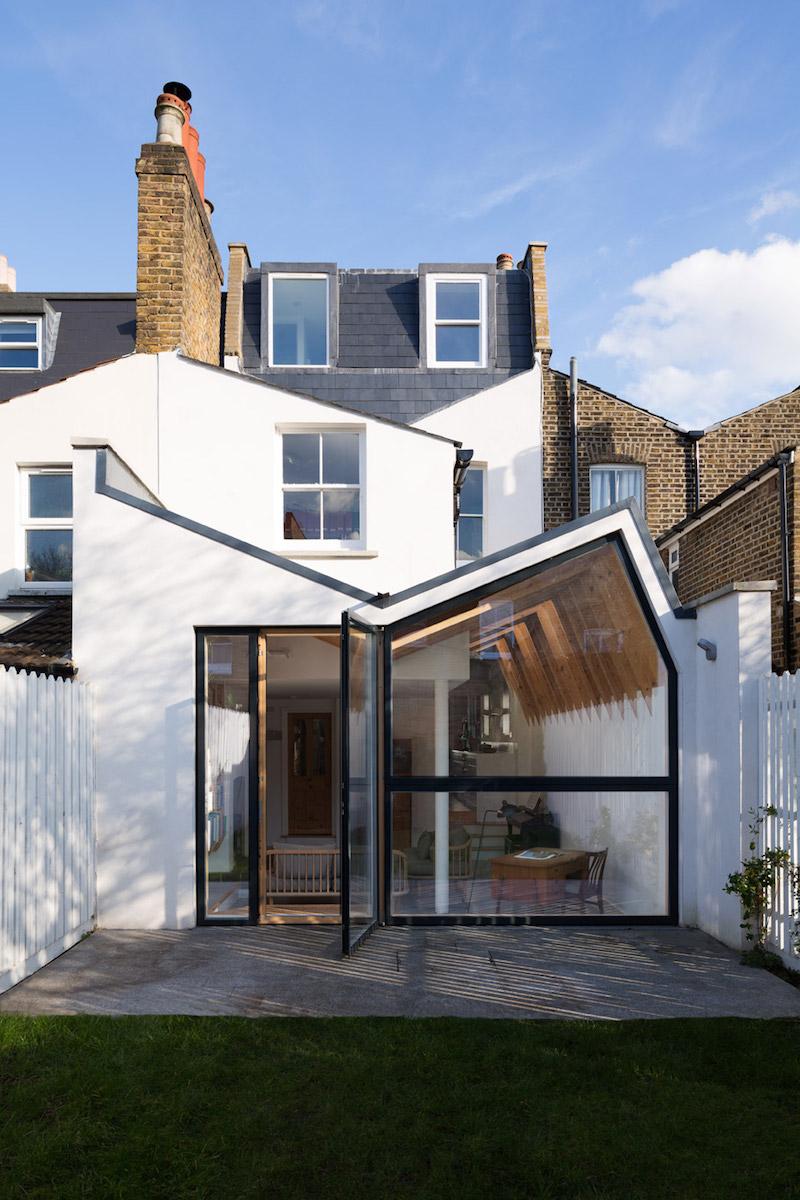 ampliamento casa come fare moderno
