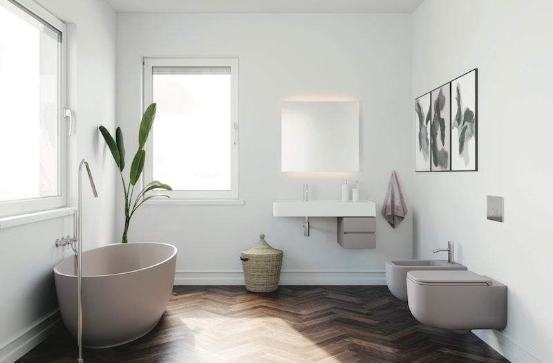 Cersaie 2018 novita rivestimenti e bagno