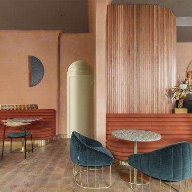 Tendenze contemporary Art Deco Sella Concept