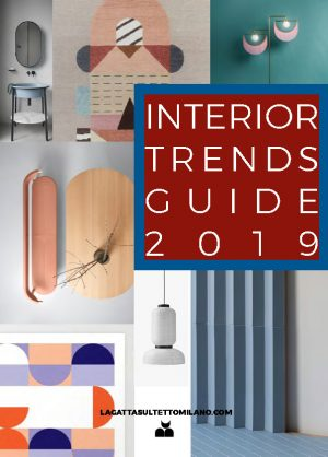 INTERIOR TRENDS 2019