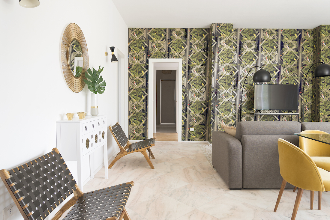 Negozi Per La Casa Milano duomo verde: dormire in una casa con vista sul duomo a milano