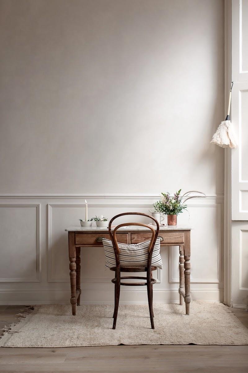 Kinfolk style a casa di Nina Plummer studio