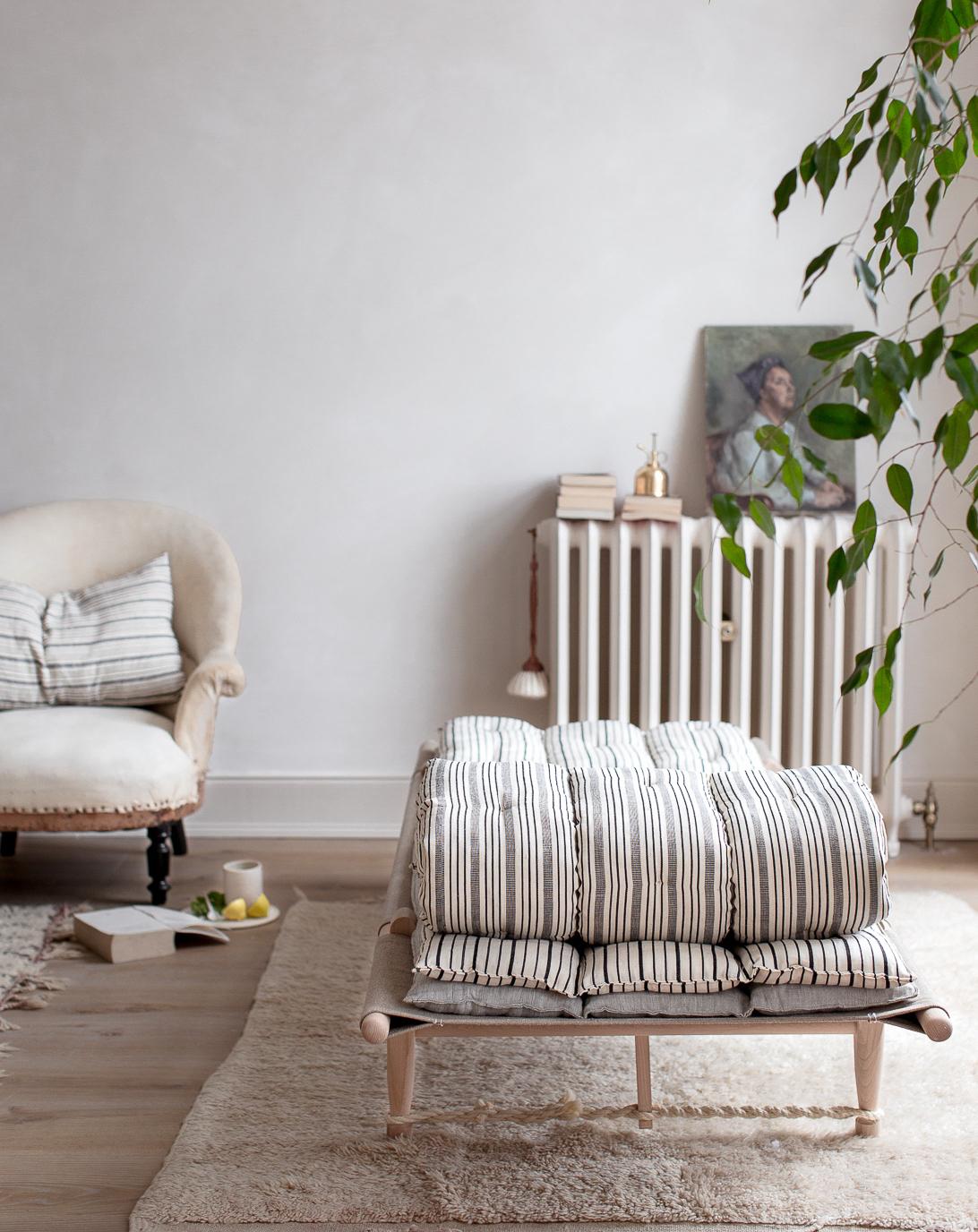 Kinfolk style a casa di Nina Plummer