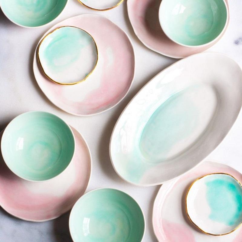 Le ceramiche artistiche di Lindsay Emery