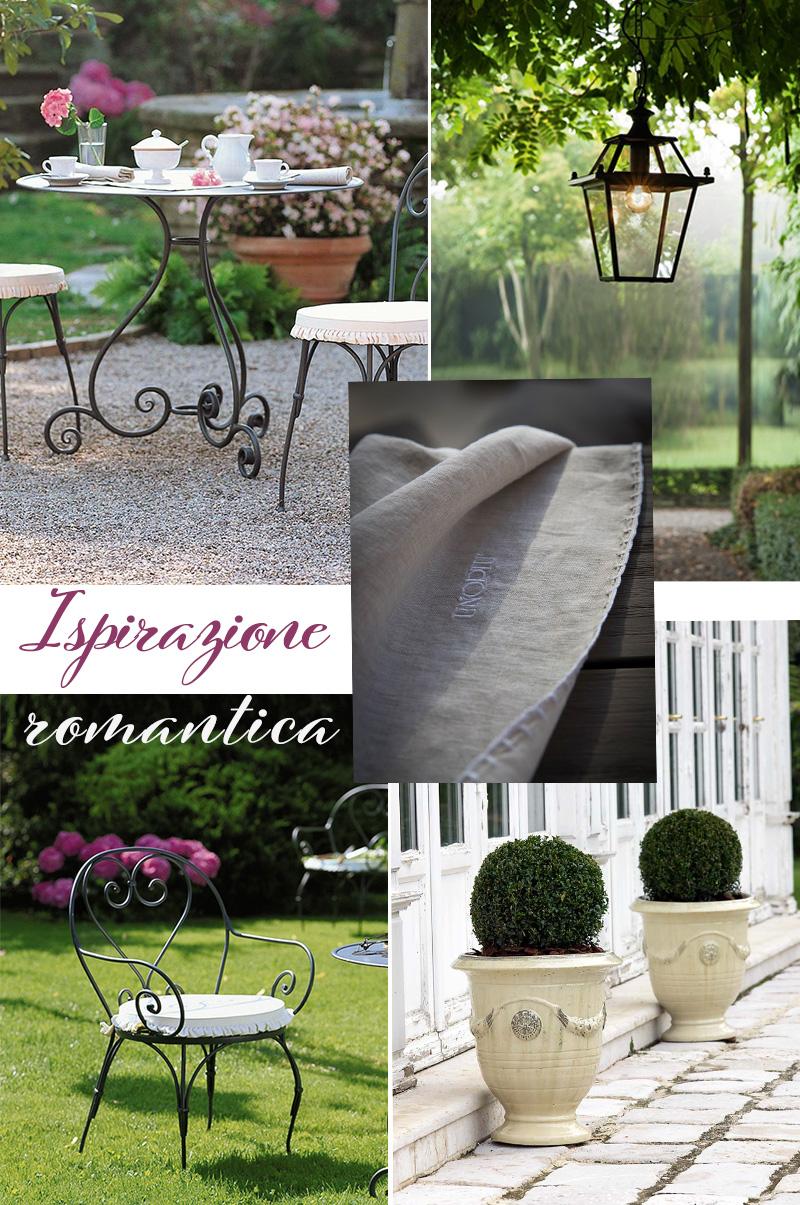 Pergole e gazebo sogno in giardino stile romantico
