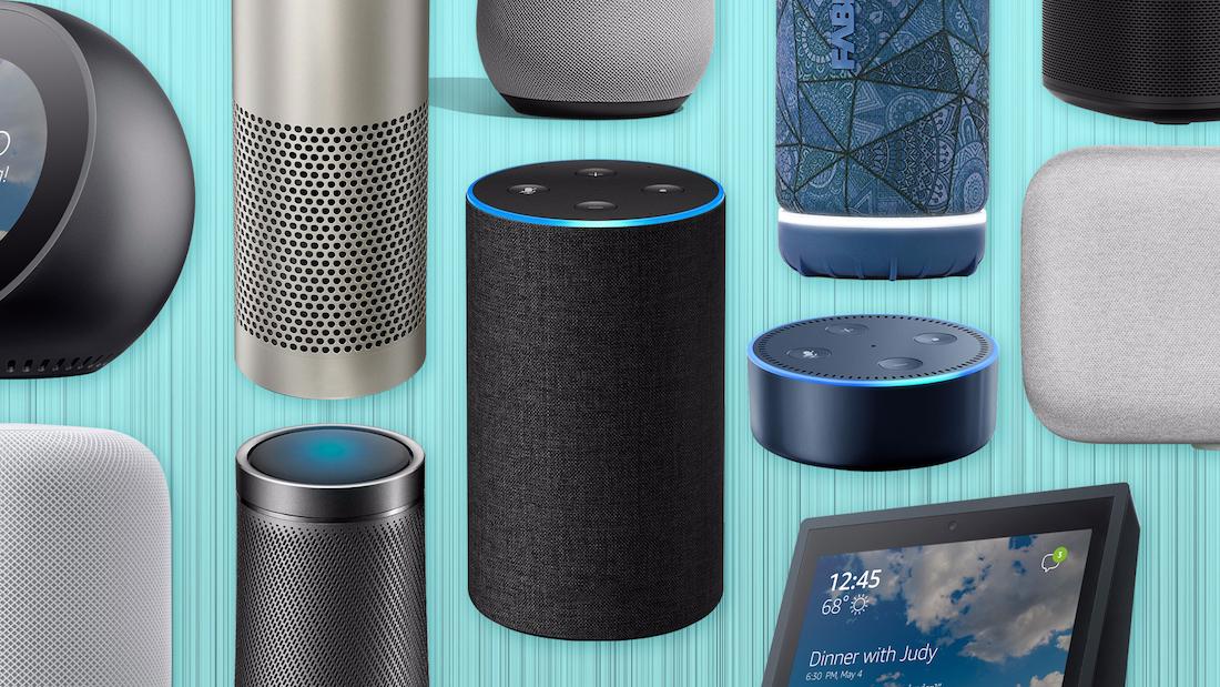 Smart speaker casa connessa assistenti vocali