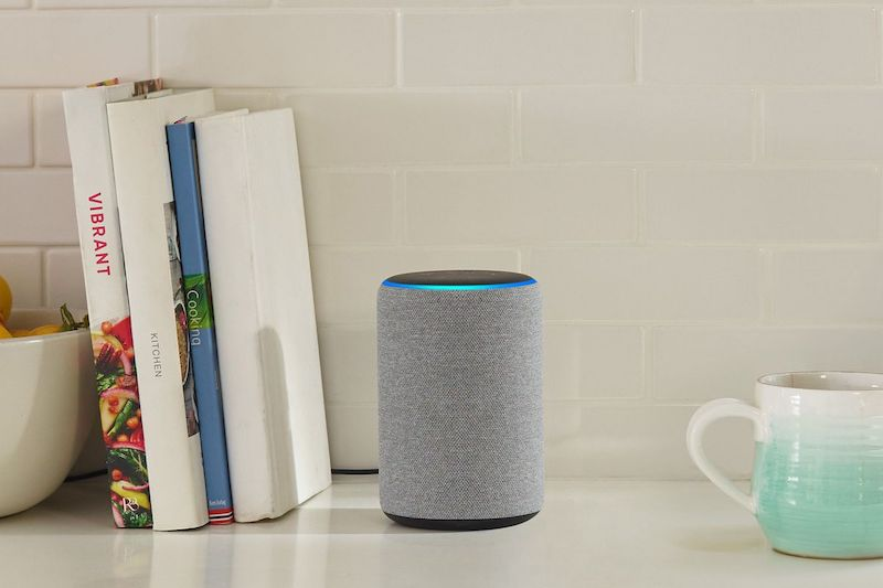 Smart speaker casa connessa echo amazon alexa
