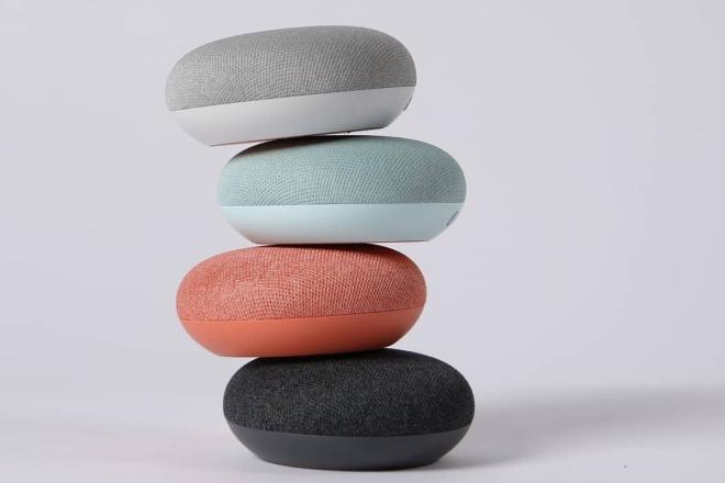 Smart speaker casa connessa google home