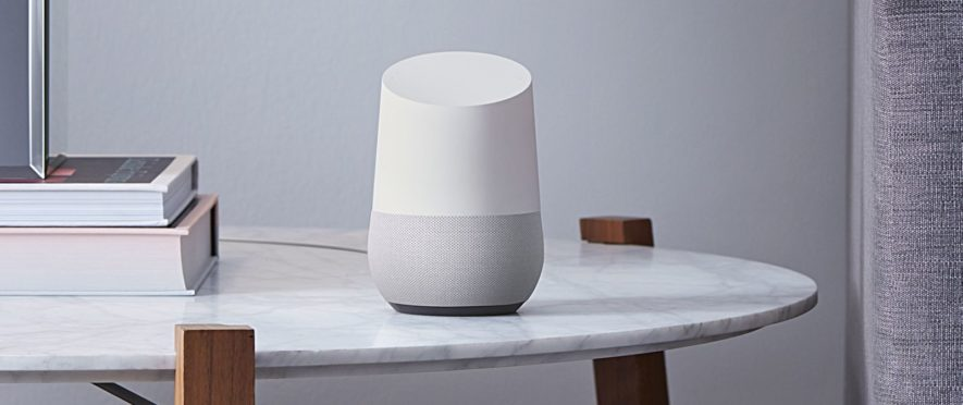 Smart speaker casa connessa google home