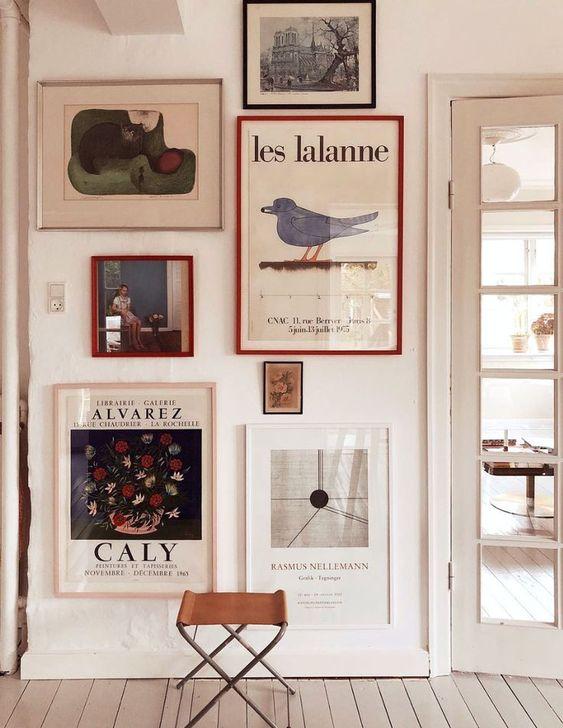 4 modi originali per decorare le pareti di casa