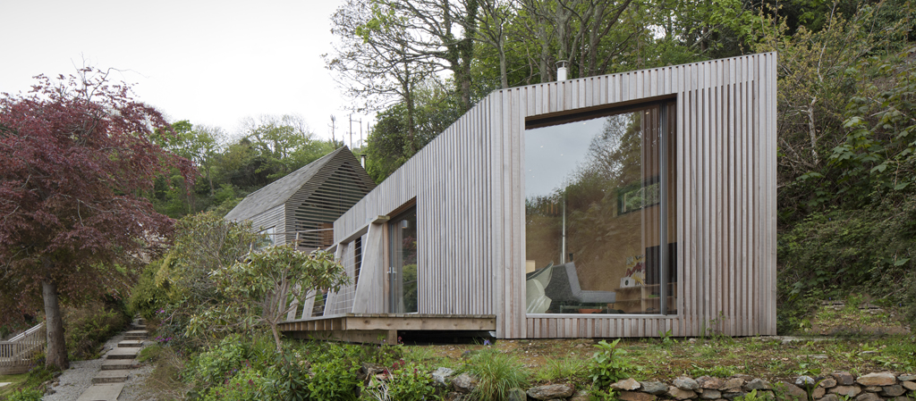 case in legno prefabbricate