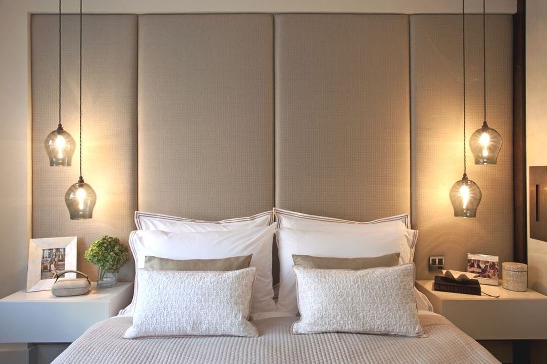 Lampade Sospensione A Grappolo lampade a sospensione in camera da letto | arredamento