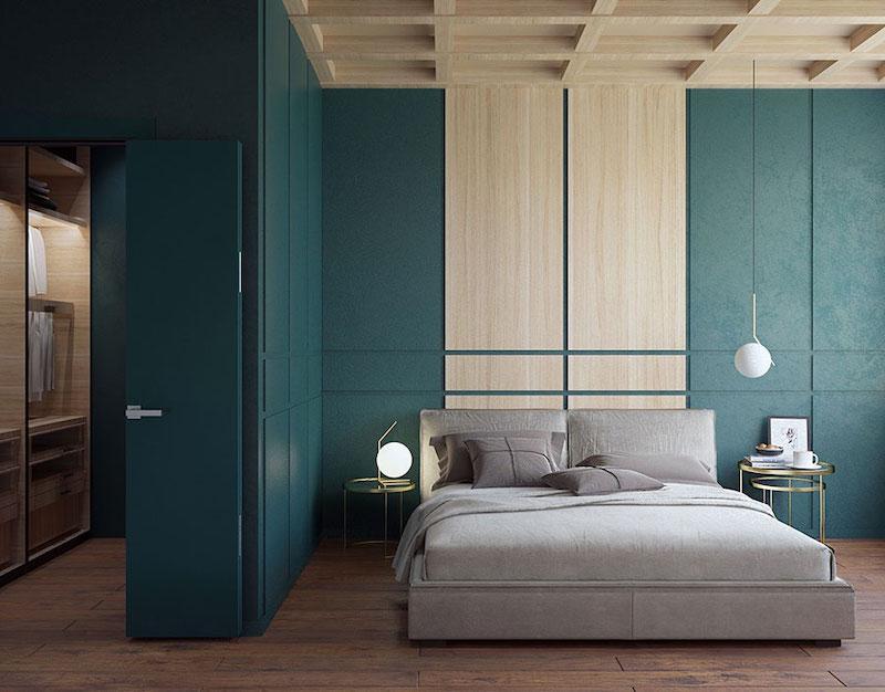 Lampade a sospensione in camera da letto | Arredamento