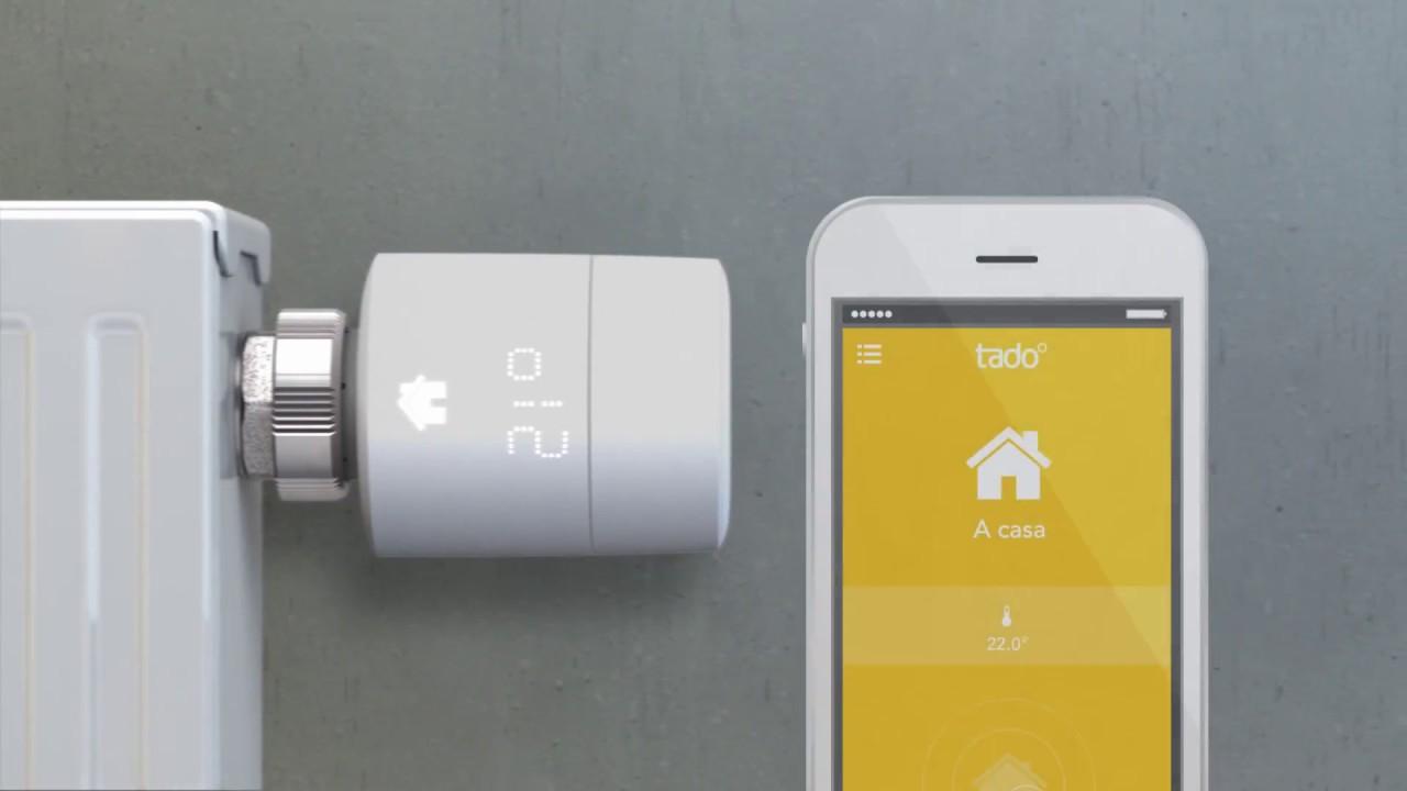 Riscaldamento smart valvole termostatiche
