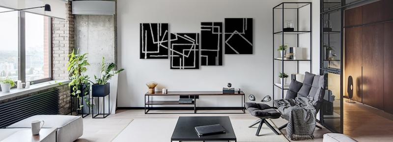 Stampe e quadri stile minimalista