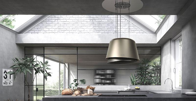 Open space e smart la cucina del futuro al centro della casa