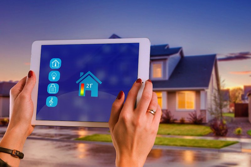 Domotica e internet of things