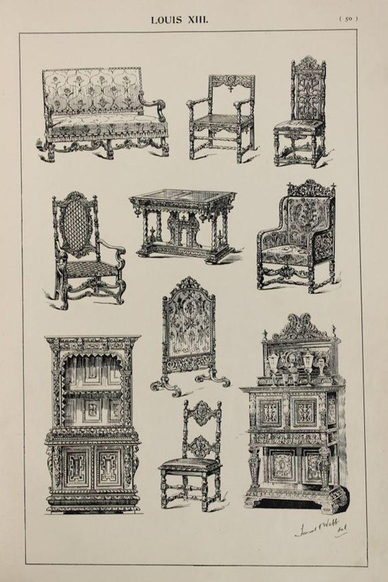 stile Luigi XIII