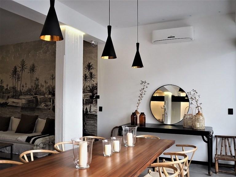 Divano Angolare Stile Etnico.Un Loft Arredato In Stile Etnico E Industrial A Buenos Aires La