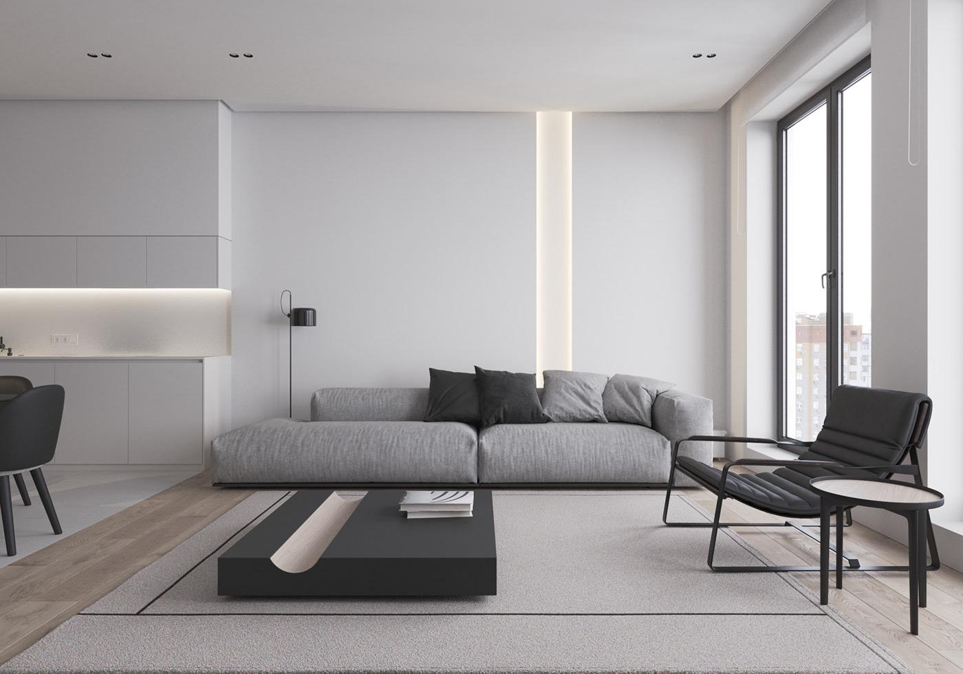 Stile minimalista
