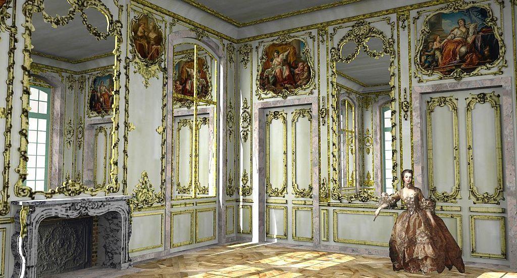 stile Luigi XV