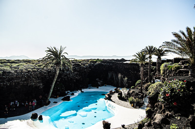 piscine di sabbia